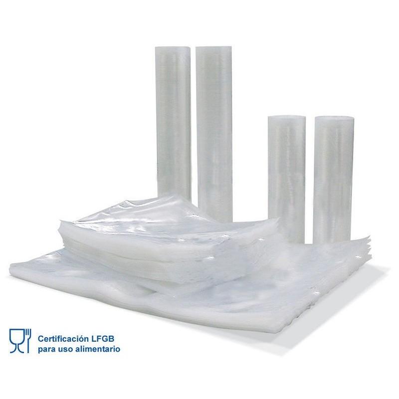 100 bolsas de envasado al vacío 10x25 cm Garhe