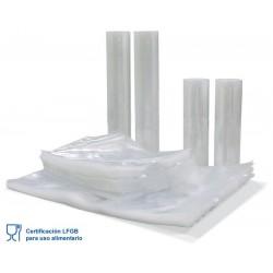 100 bolsas de envasado al vacío 15x30 cm Garhe