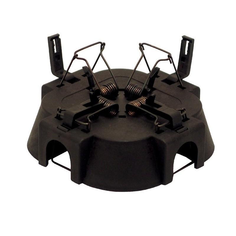 Ratonera 4 agujeros con cebo de Garhe