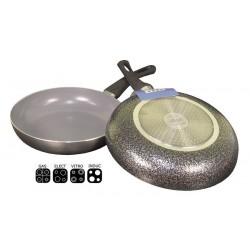 Sartén de inducción cerámica Ceres 22 cm de Garhe