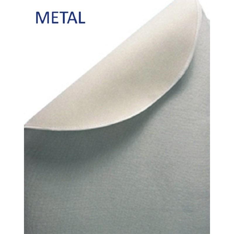 Funda de tabla de planchar Metalizada 140x60 cm de Garhe