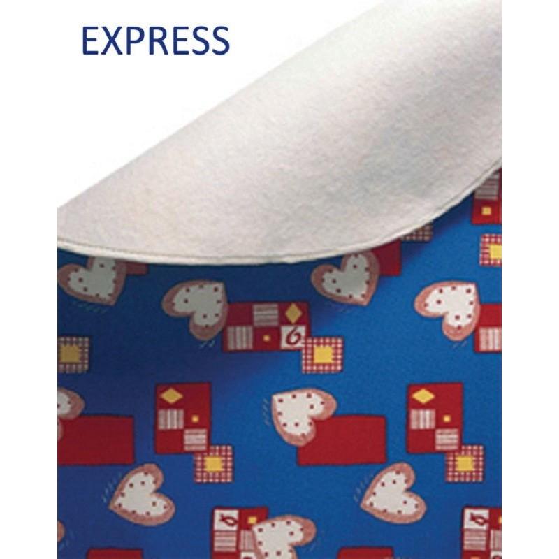 Funda de tabla de planchar Express 140x60 cm acolchada de Garhe