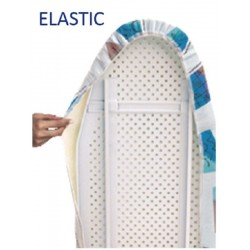 Funda de tabla de planchar Elastic 135x53 cm acolchada elástica de Garhe