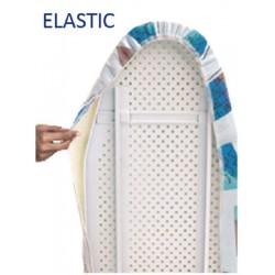 Funda de tabla de planchar Elastic 140x60 cm acolchada elástica de Garhe