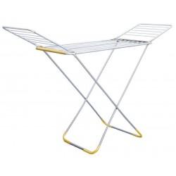 Tendedero de aluminio con alas 'Brisa' de Garhe