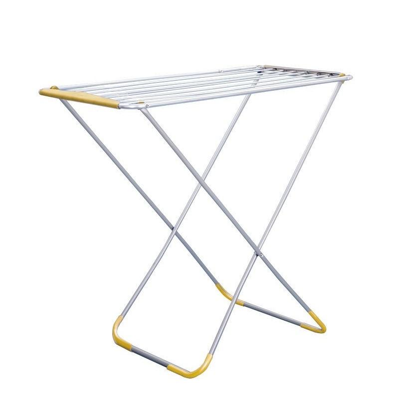 Tendedero de aluminio sin alas 'Brisa' de Garhe