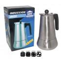 Embudo para cafetera de inducción inoxidable Macao 12 tazas de Garhe