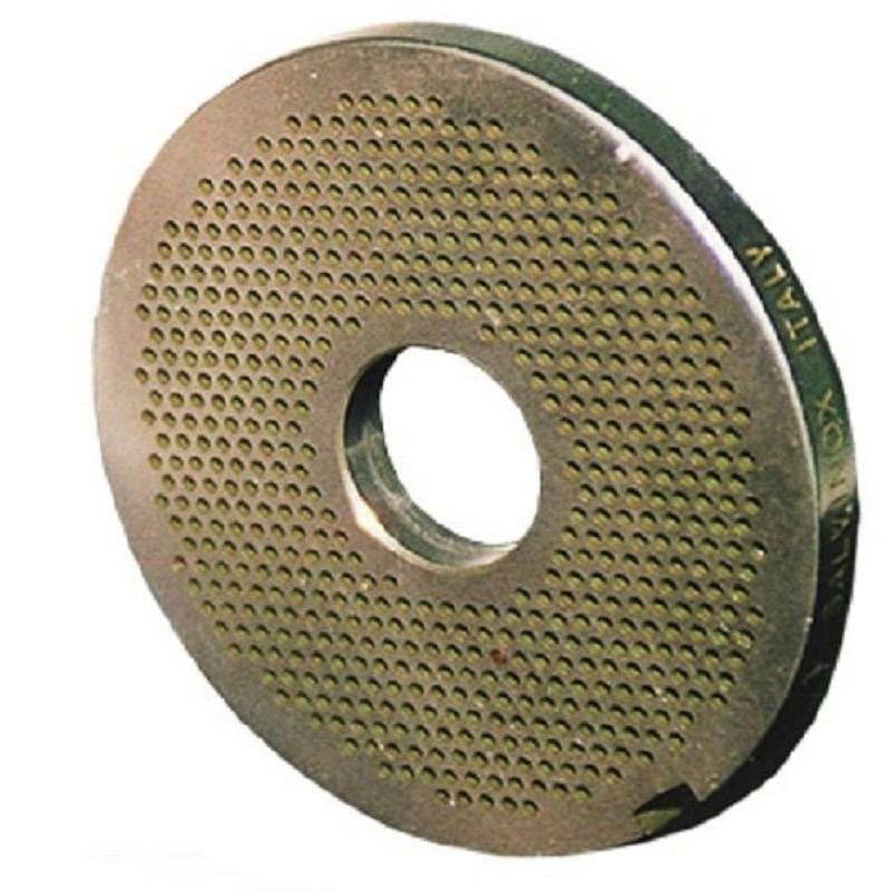 Placa 2,5 mm para picadora Unger de Garhe