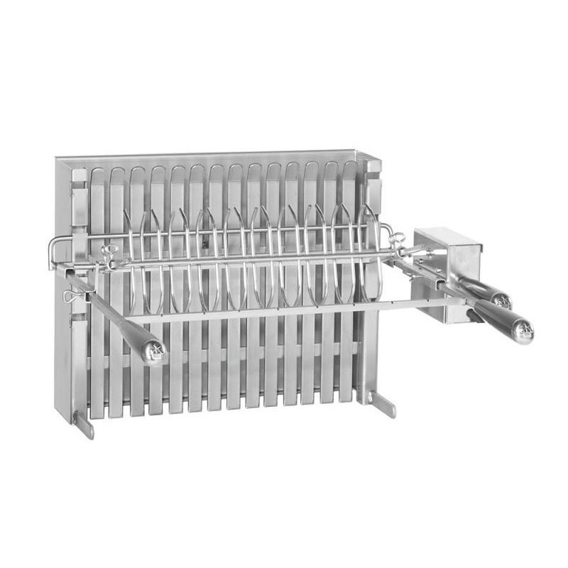 Kit para grill asador espetón 8 Kg adaptable de Forge Adour