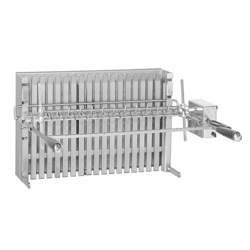 Kit para grill asador espetón 8 Kg adaptable 438 de Forge Adour