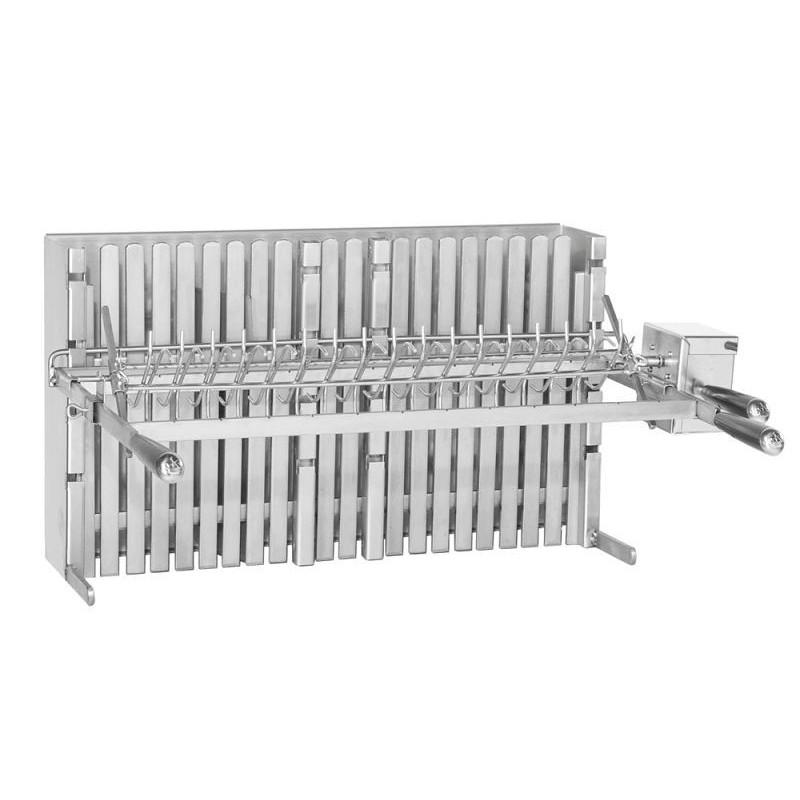 Kit para grill asador espetón 20 Kg adaptable 439 de Forge Adour
