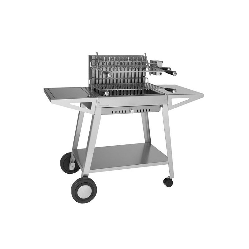 Carro para grill inox integrado 56 de Forge Adour