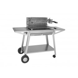Carro para grill inox integrado 66 de Forge Adour
