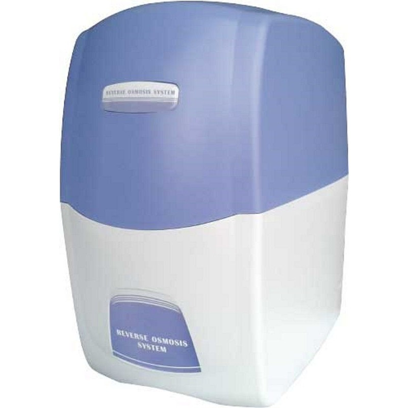 Equipo doméstico de osmosis inversa New Compact con bomba