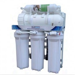 "Equipo semi-industrial de osmosis inversa Maxi 400 gpd de 10"""