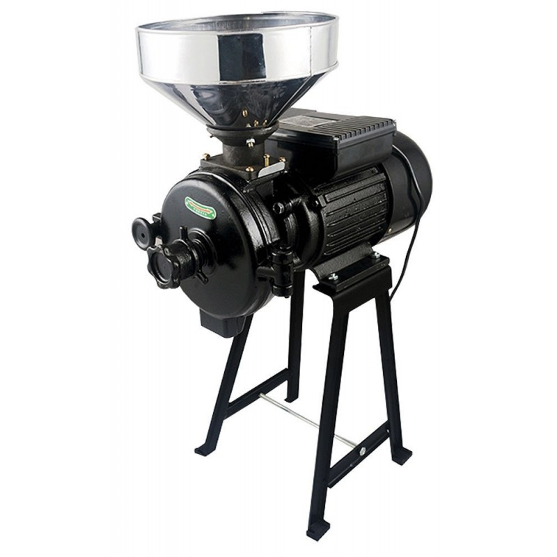 Molino prensa electrico 2 hp garhe 00820