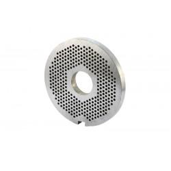 Placa de 6 mm de acero inoxidable para picadora Unger de Garhe