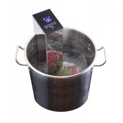 Maquina de coccion al vacio sv-cook garhe inox para cualquier recipiente