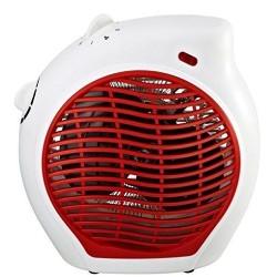 Calefactor Silvano FHR-1818 color rojo