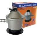 regulador para gas butano-propano 30 mbar