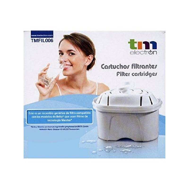 Cartucho para agua tm compatible con brita
