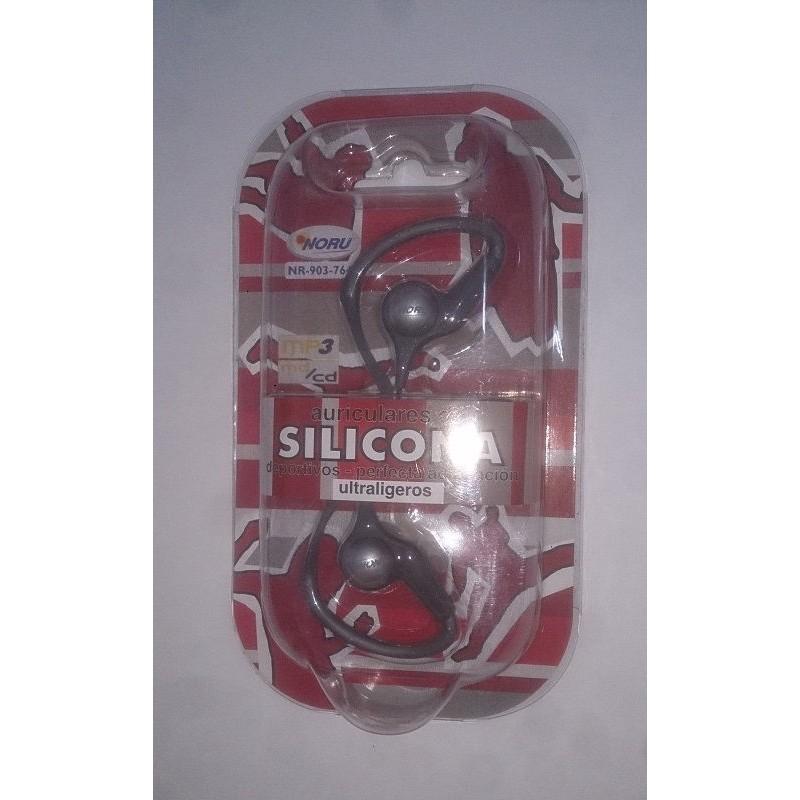 Auricular de silicona noru nr 903 7649 ultraligeros