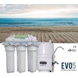 Equipo domestico Osmosis Inversa 5 Etapas sin bomba water quality