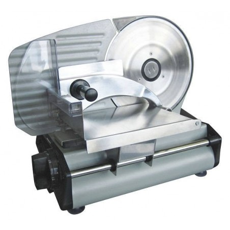 Cortafiambres garhe inox 220 mm 180 w semi-profesional usado