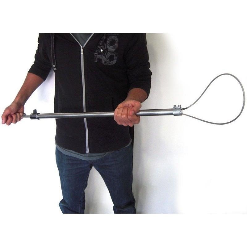 Lazo inmovilizador con gatillo para matanza garhe 00961