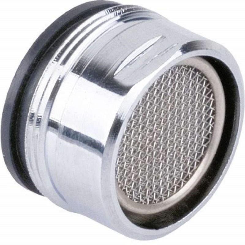 Atomizador rosca macho cromo rosca 24 - 100 cromo